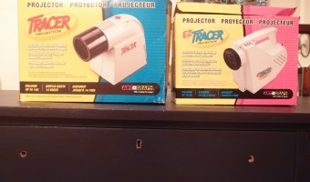 Quick Review of Projectors for Painting Dressers