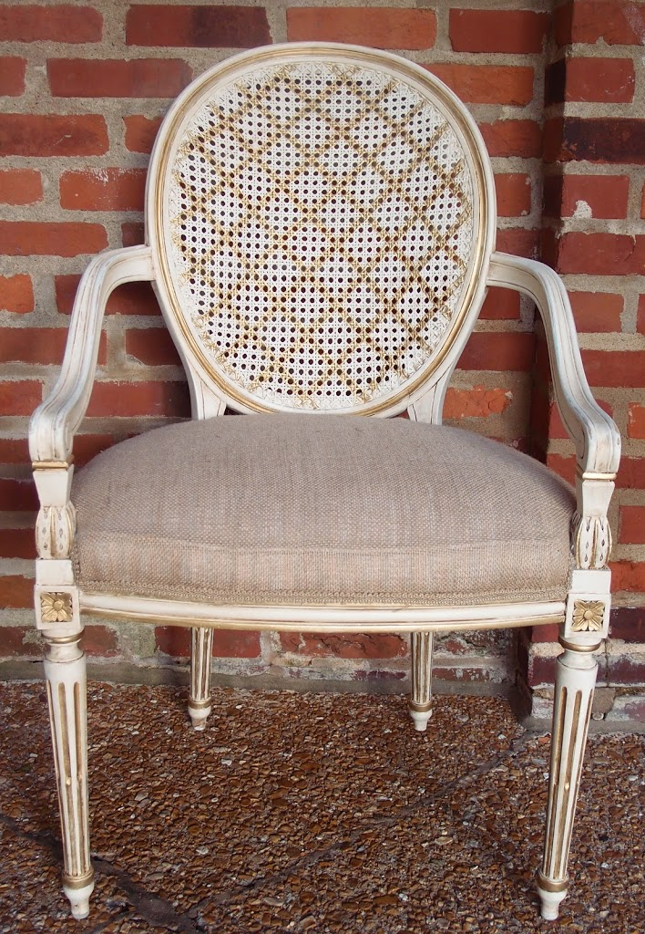 Gold Gilded French Chairs