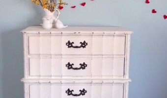 RE-Creating a French Highboy