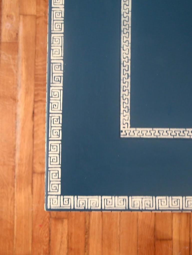Greek Inlay Tables