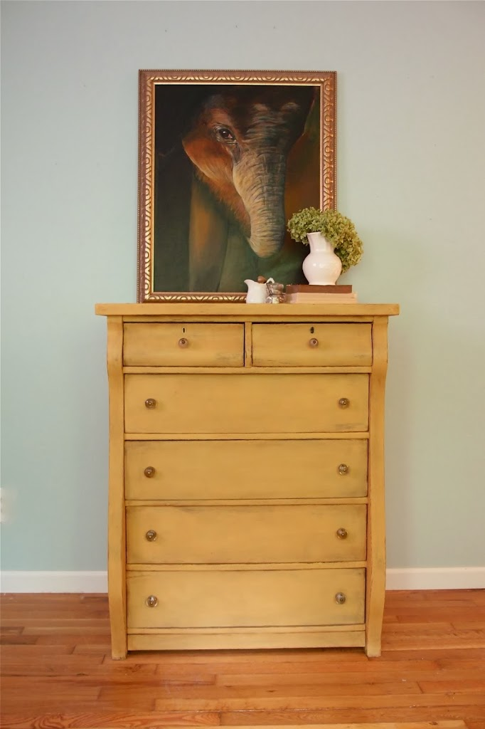 Empire Highboy In Arles And Vintage Finds A Drawer