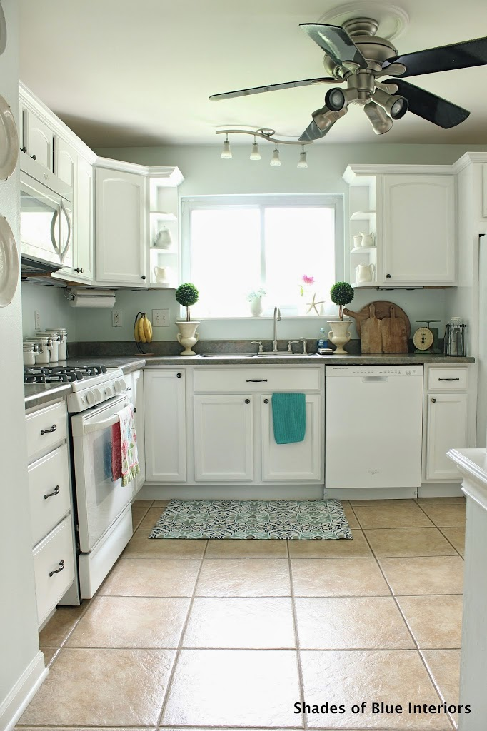 charming Oil Based Paint For Kitchen Cabinets #2: Donu0027t get me wrong, I love how they look and I can tell it is durable.  Butu2026. my basement where I painted the cabinets wasnu0027t exactly 100% dust  free so I did ...