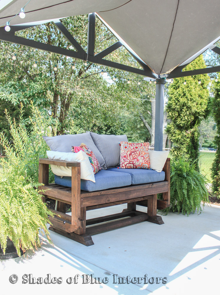 U201cItu0027s An Outdoor Sofa. It Doesnu0027t Have To Be Perfect!u201d