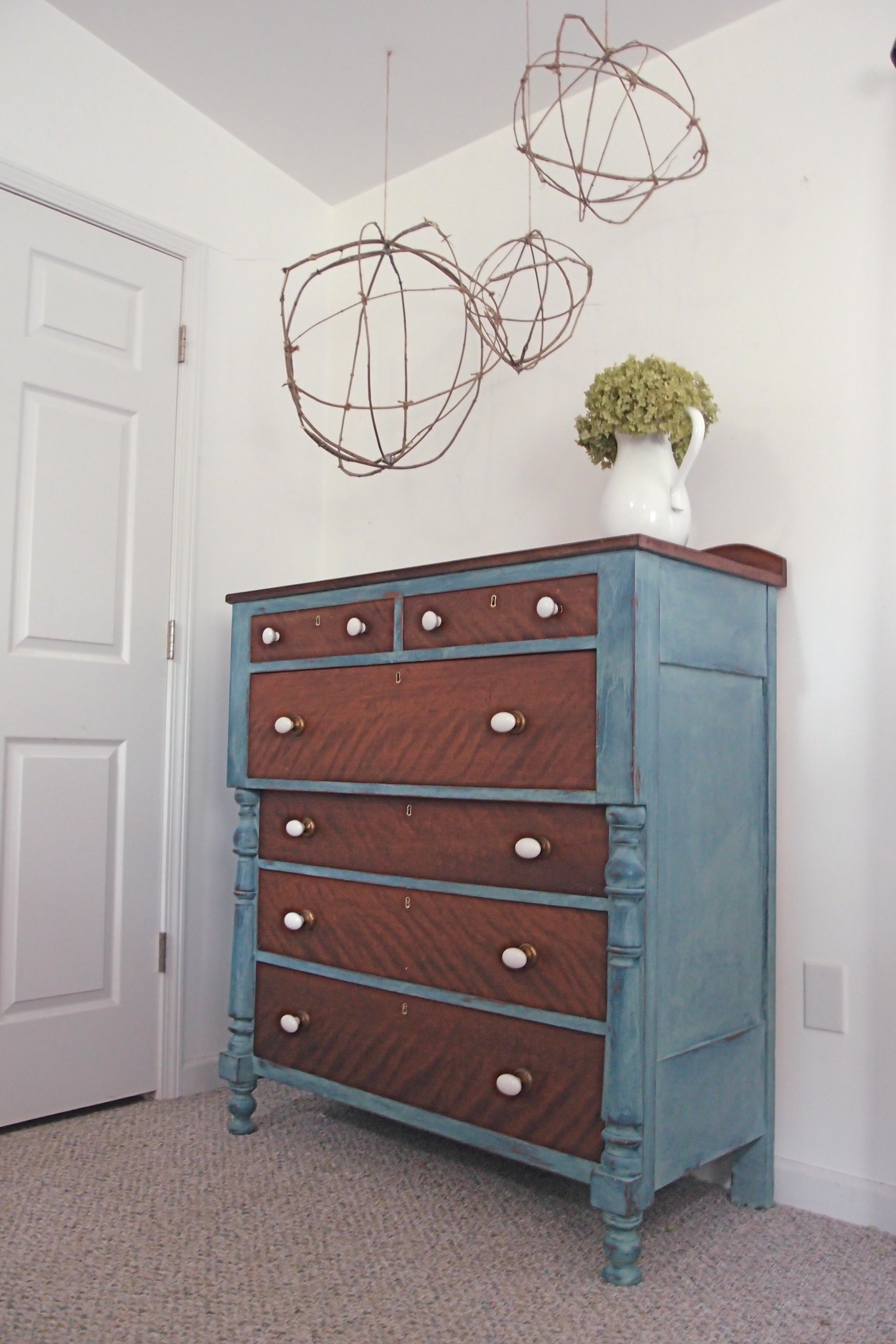 Master Bedroom Updates and the Grand Plan Shades of Blue Interiors