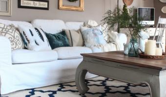 New Living Room Rug!