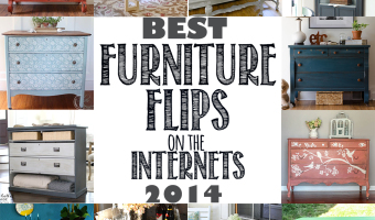 Best Furniture Flips on the Internets 2014