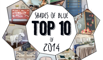 Shades of Blue Top 10 for 2014