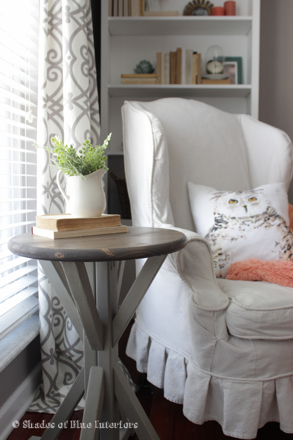 Round End Table-3
