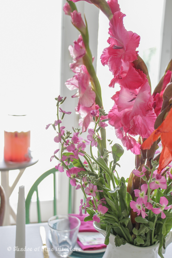 Birthday & Easter Tablescape-10