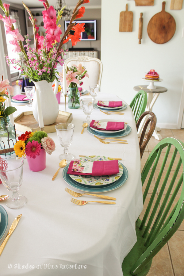 Birthday & Easter Tablescape-2