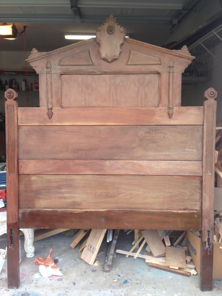 Eastlake-Headboard
