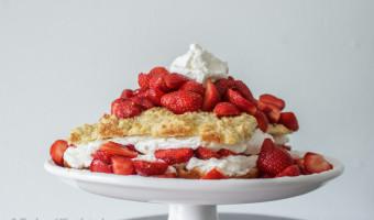 Fresh Strawberry Shortcake Recipe