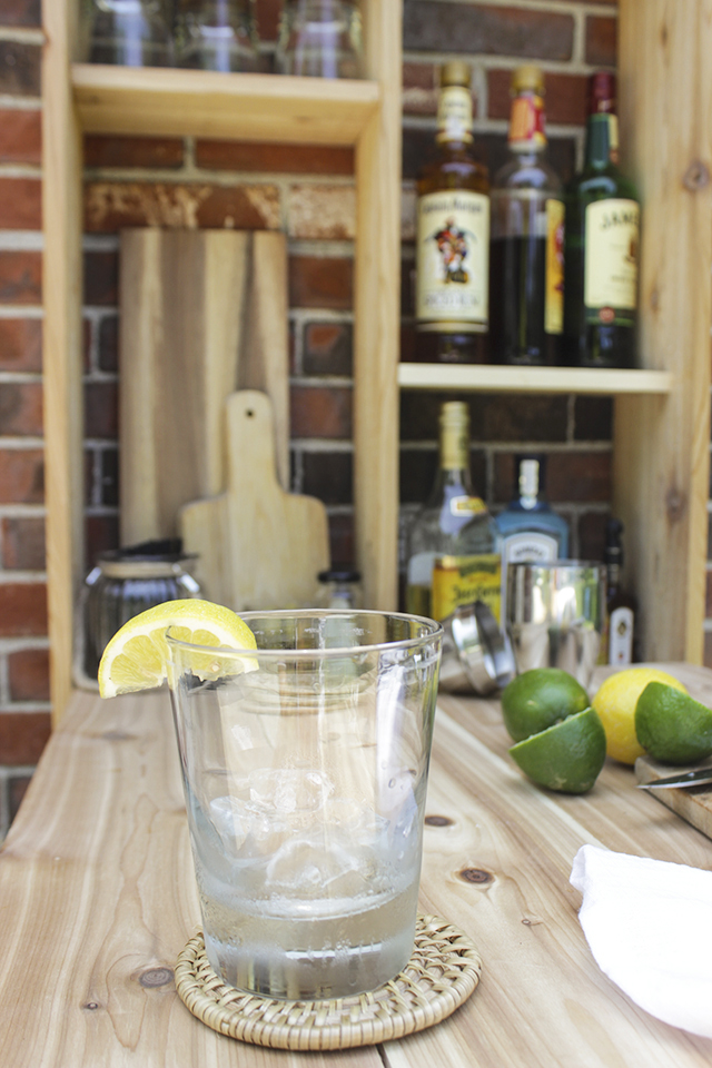 DIY Outdoor Murphy Bar