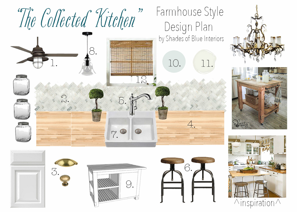 OB-Kitchen Mood Board