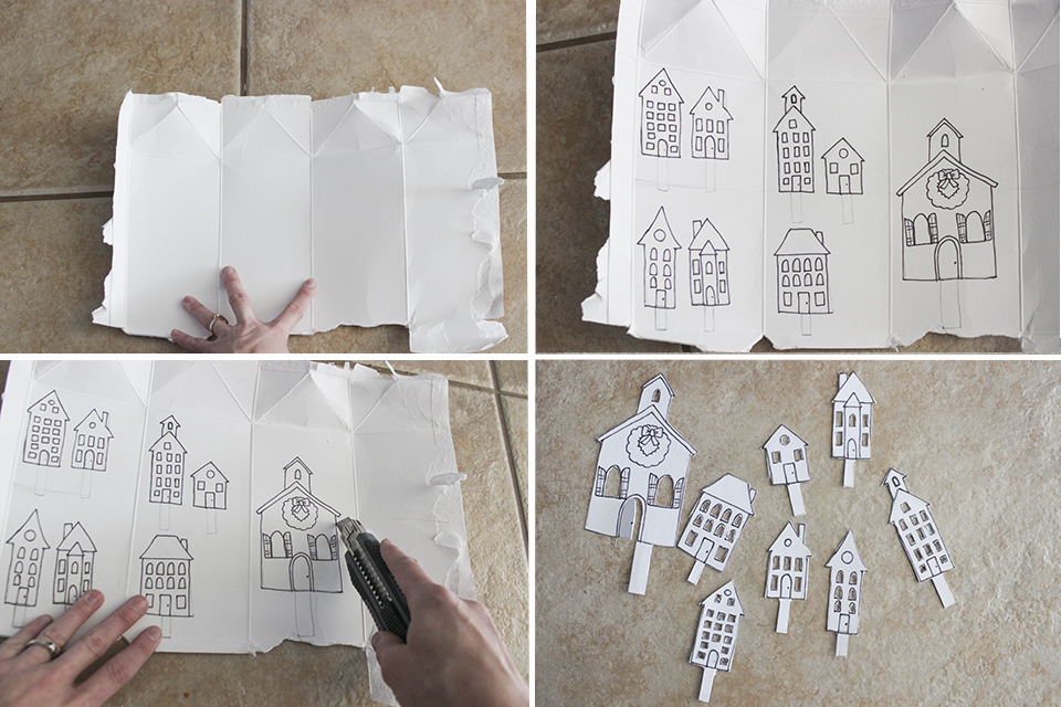 PaperVillageCollage