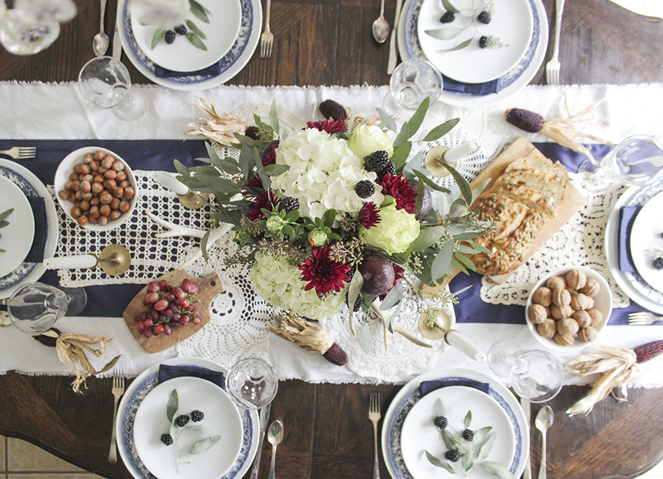 Thanksgiving Table 14