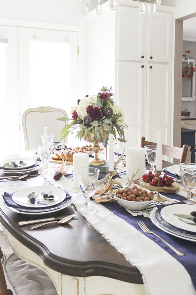 Thanksgiving Table 21