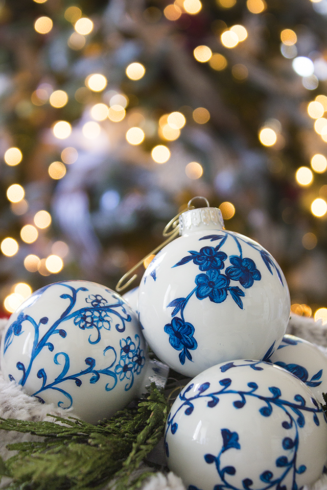 Chinoiserie Ornaments
