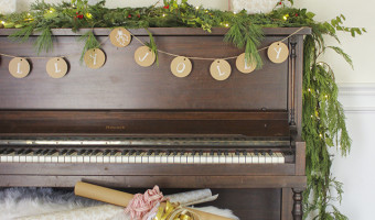 Christmas Home Tour 2015 with Country Living