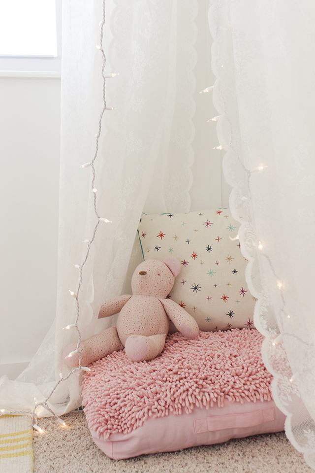Christmas Ideas for a Little Girls Room