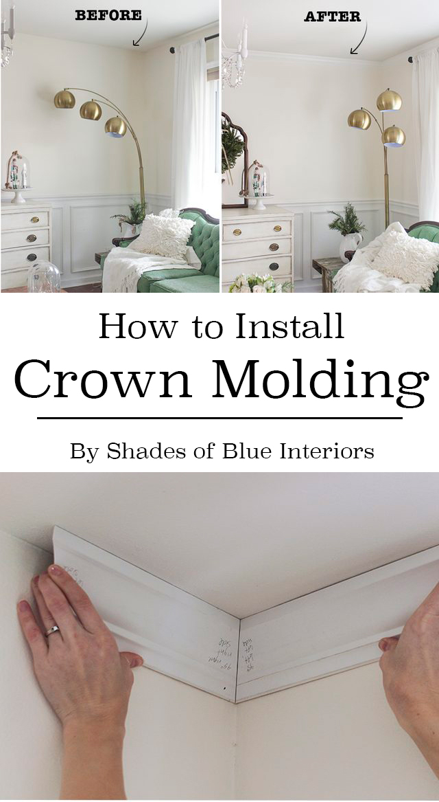 How-To-Install-Crown-Molding