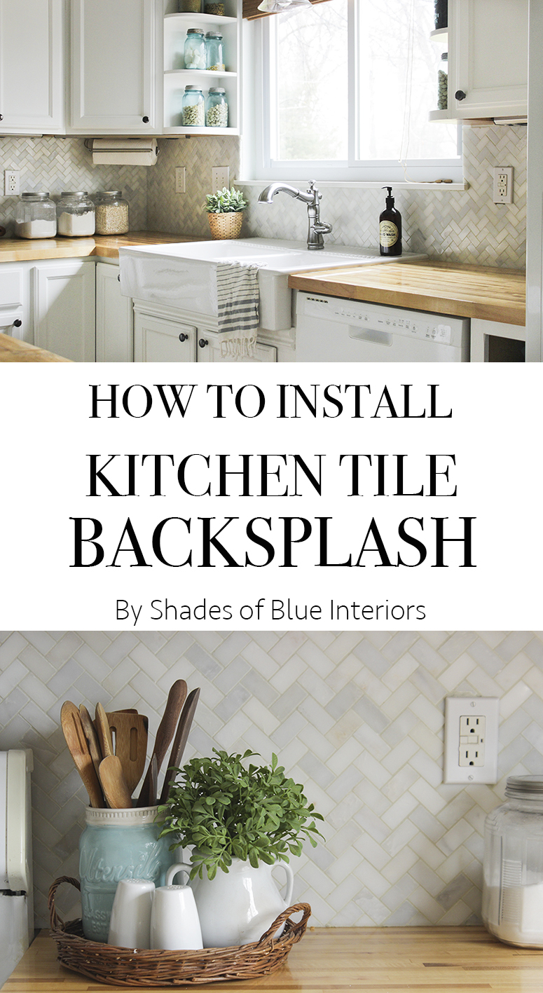 How To Install A Kitchen Backsplash How To Install Tile Backsplash Submited  Images