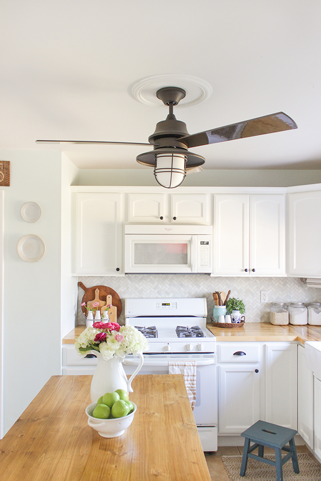 The Kitchen Reveal Shades Of Blue Interiors