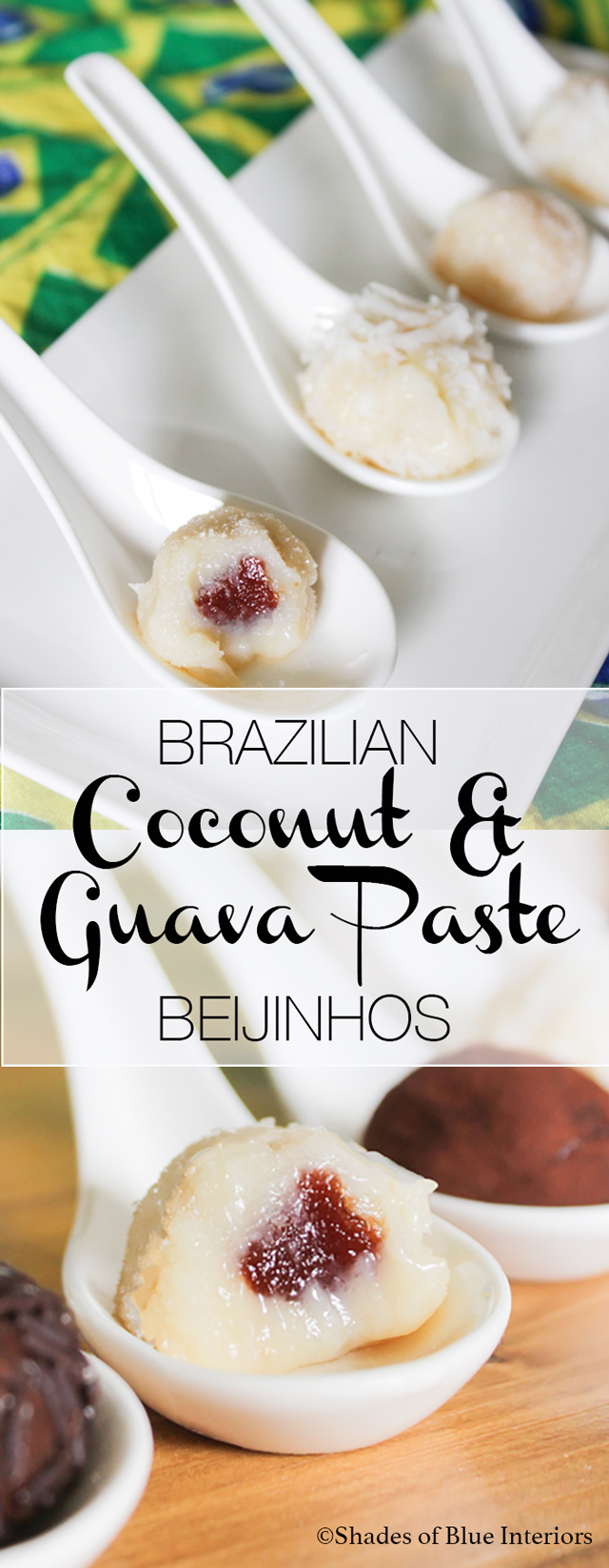 A brazilian recipe brigadeiro shades of blue interiors brazilian coconut and guava paste beijinhos forumfinder Images