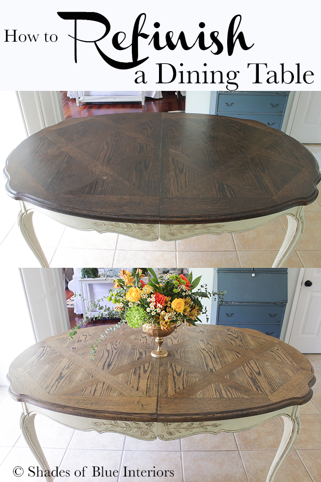 How-to-Refinish-a-Dining-Table