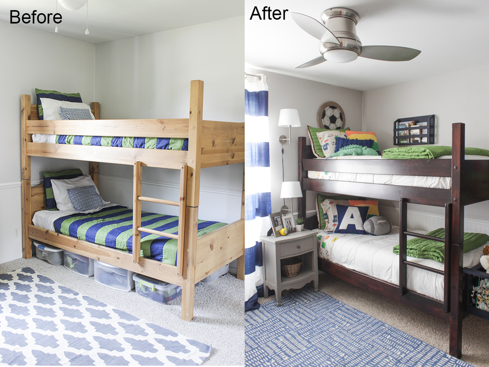 boys bedroom makeover boys room makeover reveal shades of blue interiors 10930