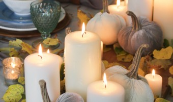 A Fall Cozy Tablescape