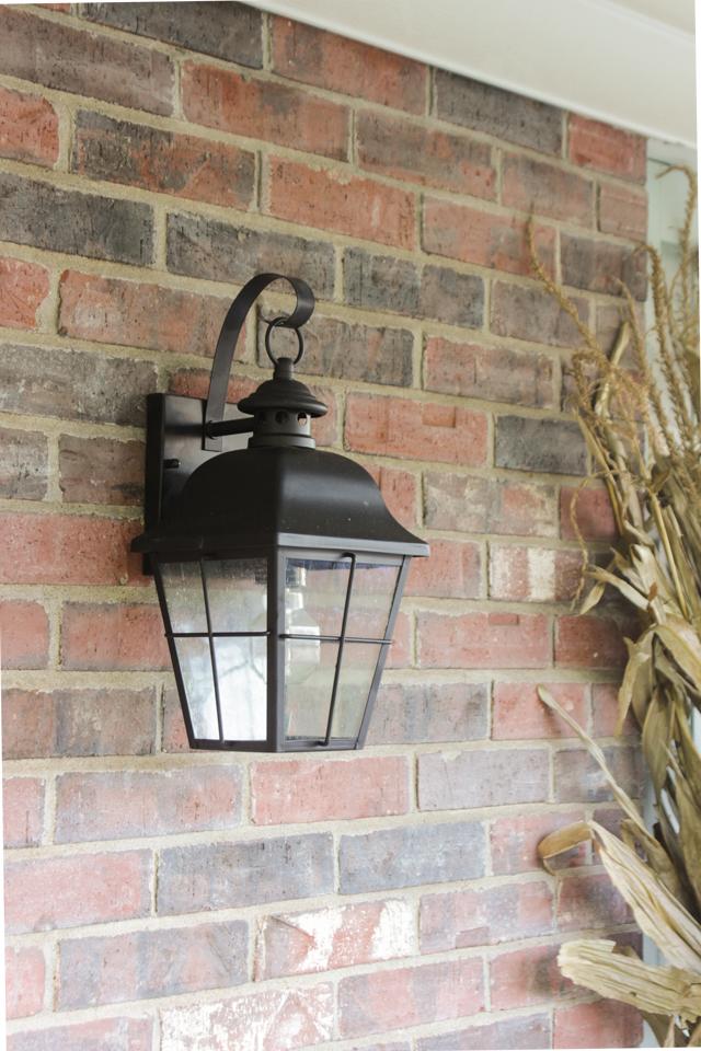 Millhaus Outdoor Wall Lantern
