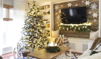 A Holiday Home Tour 2016