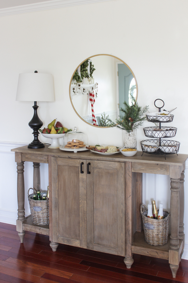 Sideboard Buffet In Dining Room Ikea Hacks