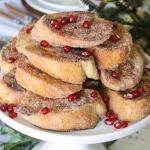 Christmas Kitchen + Brazilian Rabanada Recipe