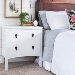 Farmhouse Night Stand with Free Plans