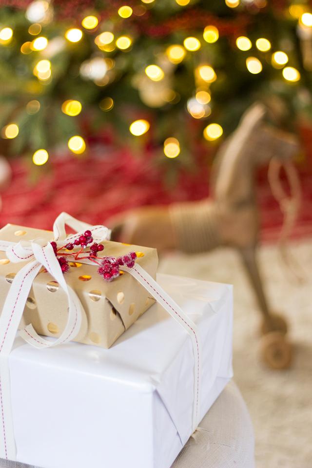 A Traditional Christmas Home Tour