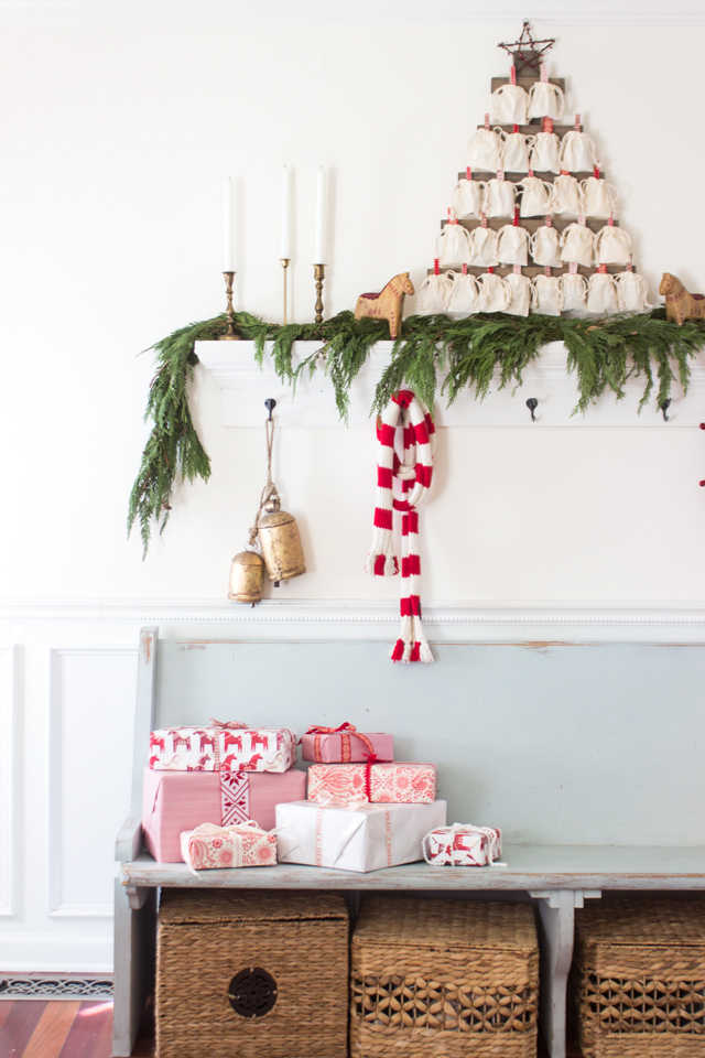 A Traditional Christmas Home Tour
