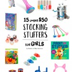 Stocking Stuffers for Girls – 15 Under $50