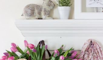 Creating a Welcoming Entry for Spring