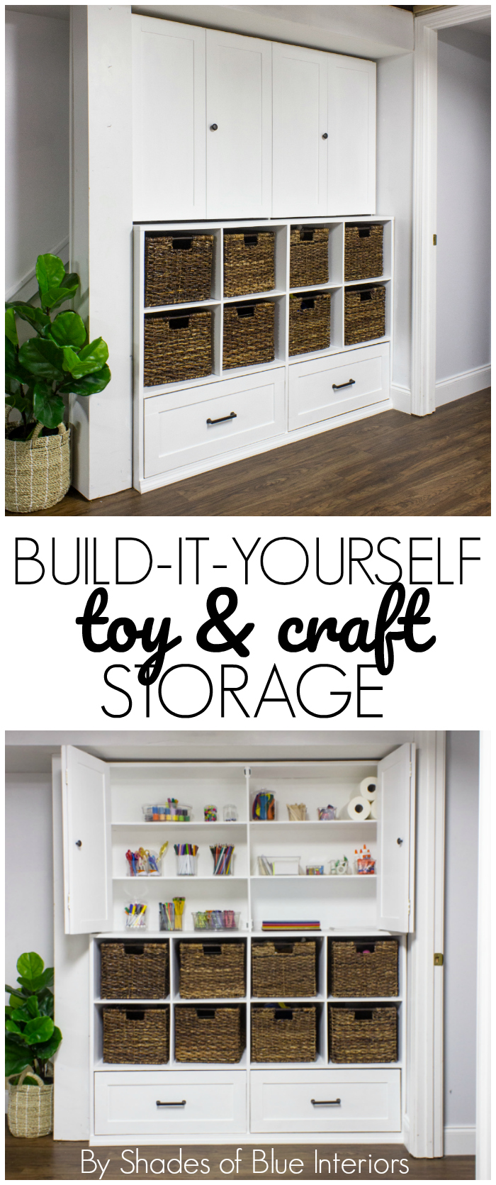 toy storage unit shades of blue interiors. Black Bedroom Furniture Sets. Home Design Ideas