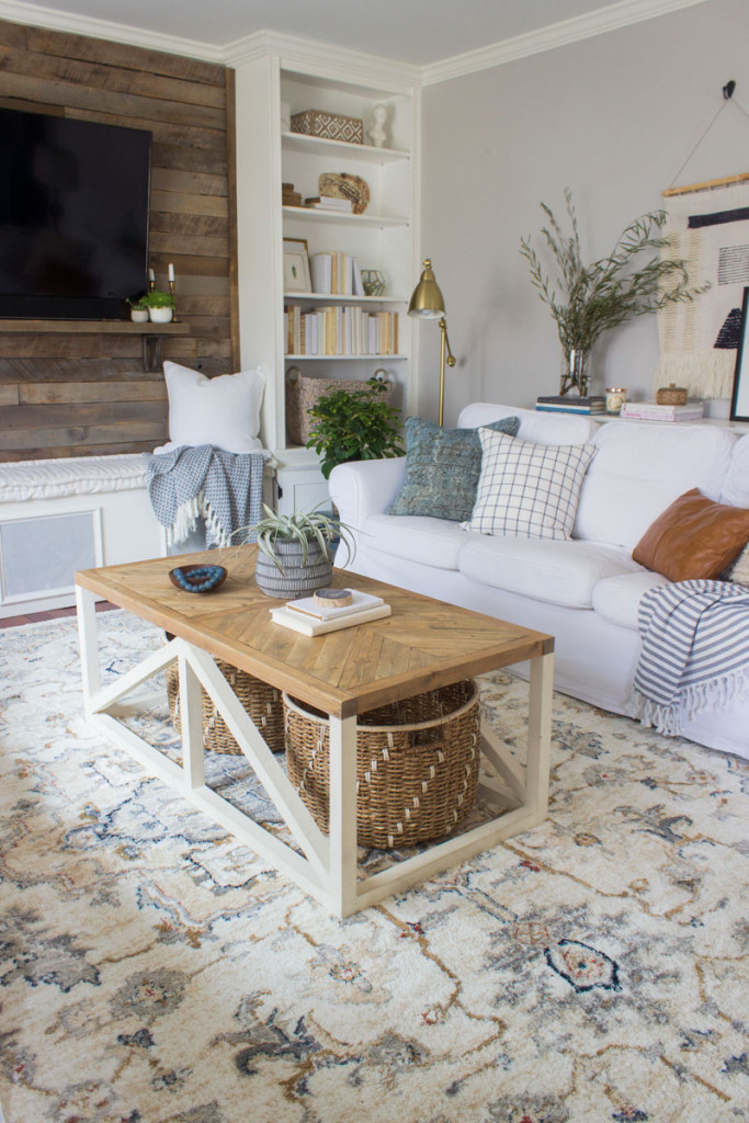 9 Kid Friendly Coffee Tables How To Style Them Shades Of Blue Interiors